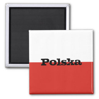 Polish Flag Magnet