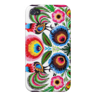 Polish folk art iPhone case iPhone 4/4S Case