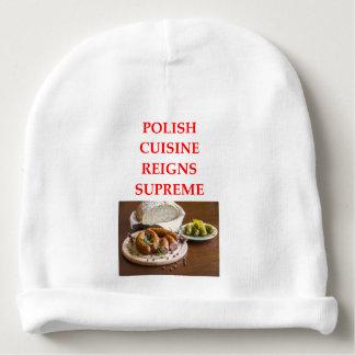 polish food baby beanie
