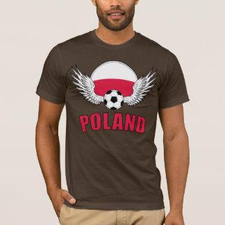 Polish Football Crest (Dark) T-Shirt