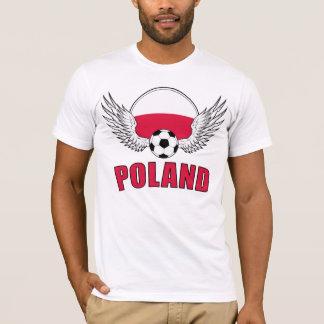 Polish Football Crest (Light) T-Shirt