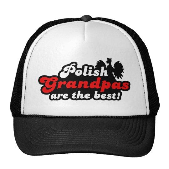 Polish Grandpa Trucker Hat