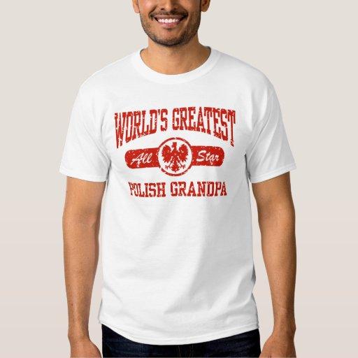 Polish Grandpa Tshirt