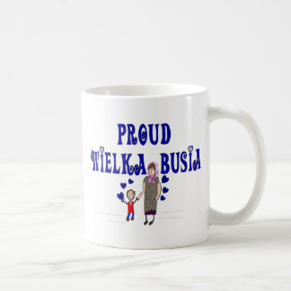 "Polish Great Grandmother ""Wielka Busia"" Coffee Mug"