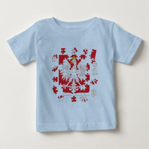 Polish Heritage Puzzle T-shirt