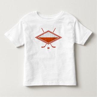 Polish Ice Hockey Flag Logo Toddler T-shirt