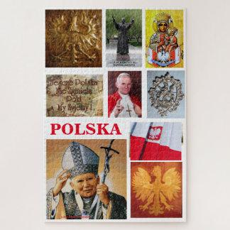 POLISH ICONS JIGSAW PUZZLE