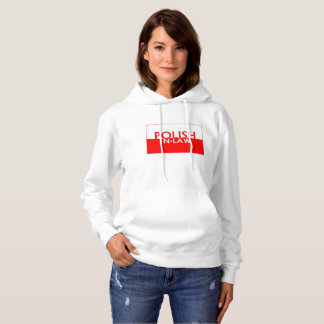 Polish-in-Law fun hoodie