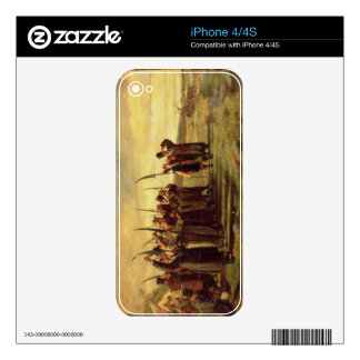 Polish Insurrectionists of the 1863 Rebellion (oil Decal For iPhone 4