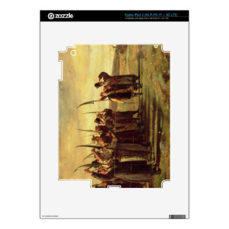 Polish Insurrectionists of the 1863 Rebellion (oil Decals For iPad 3