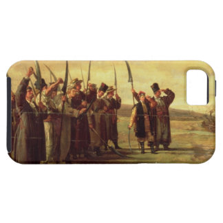 Polish Insurrectionists of the 1863 Rebellion (oil iPhone SE/5/5s Case
