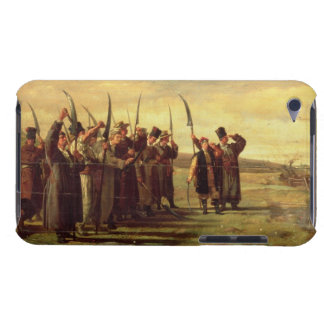 Polish Insurrectionists of the 1863 Rebellion (oil iPod Touch Case-Mate Case