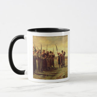 Polish Insurrectionists of the 1863 Rebellion (oil Mug