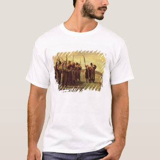Polish Insurrectionists of the 1863 Rebellion (oil T-Shirt