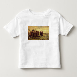 Polish Insurrectionists of the 1863 Rebellion (oil Toddler T-shirt