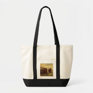 Polish Insurrectionists of the 1863 Rebellion (oil Tote Bag