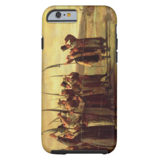 Polish Insurrectionists of the 1863 Rebellion (oil Tough iPhone 6 Case