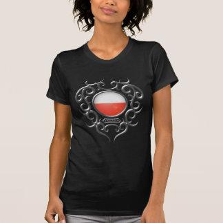 Polish Iron Tribal - dark T-shirts