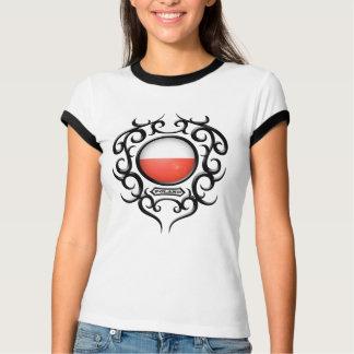 Polish Iron Tribal T Shirts