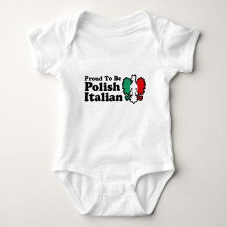 Polish Italian Baby Bodysuit