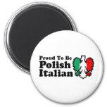 Polish Italian Refrigerator Magnets