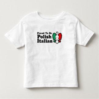Polish Italian Toddler T-shirt