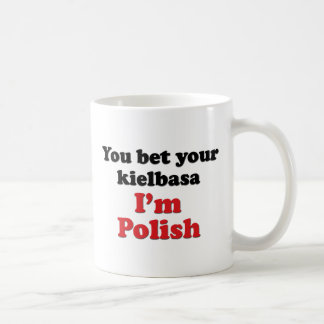 Polish Kielbasa 2 Sides Coffee Mug