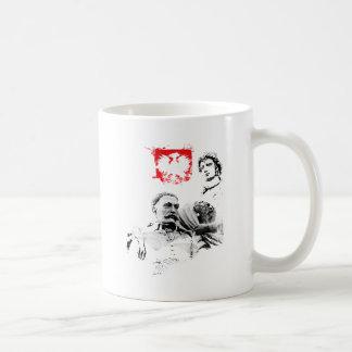 Polish King Jan III Sobieski & Marysienka Coffee Mug