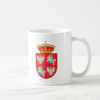 Polish Lithuanian Commonwealth Coat of Arms Coffee Mug