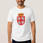 Polish Lithuanian Commonwealth Coat of Arms T Shirt