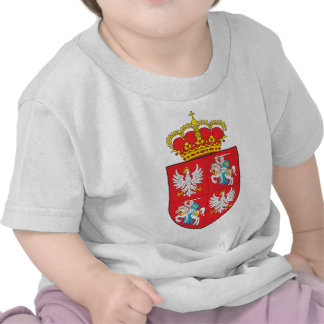 Polish Lithuanian Commonwealth Coat of Arms T-shirts
