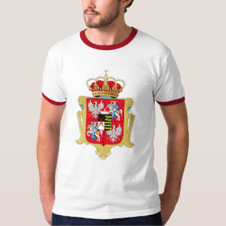 Polish Lithuanian Commonwealth Royal Standard T-Shirt