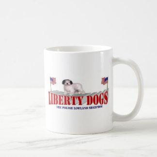 Polish Lowland Sheepdog Coffee Mug
