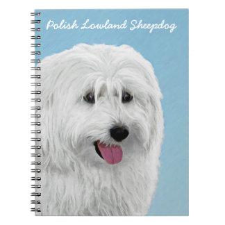 Polish Lowland Sheepdog Notebook