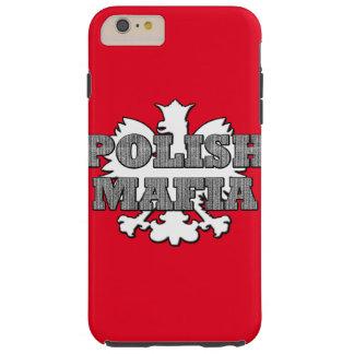Polish Mafia Tough iPhone 6 Plus Case