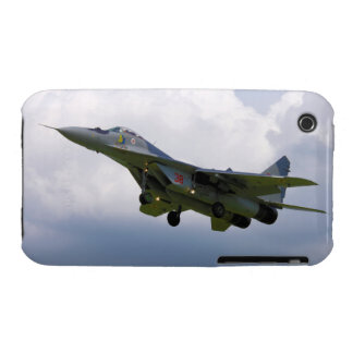 Polish MiG-29 version 9 12A from Base in Malbork iPhone 3 Case-Mate Case