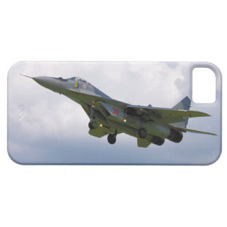 Polish MiG-29 version 9 12A from Base in Malbork iPhone 5 Covers