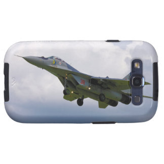Polish MiG-29 version 9 12A from Base in Malbork Samsung Galaxy S3 Covers