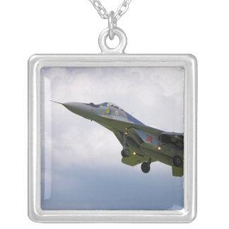 Polish MiG-29 version 9.12A from Base in Malbork Custom Jewelry