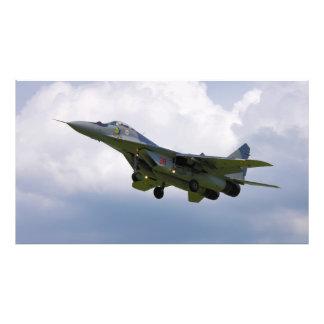 Polish MiG-29 version 9.12A from Base in Malbork Photo Print