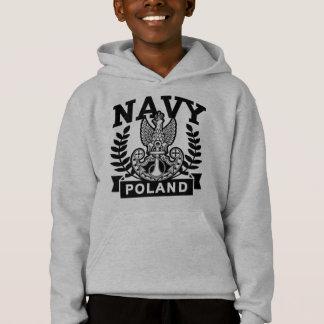 Polish Navy Hoodie