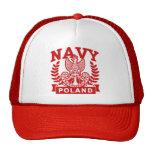 Polish Navy Trucker Hat
