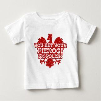 Polish Pierogi Baby T-Shirt