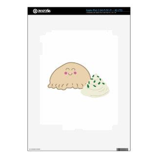 Polish Pierogi Skins For iPad 3