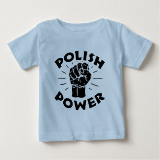 Polish Power Baby T-Shirt
