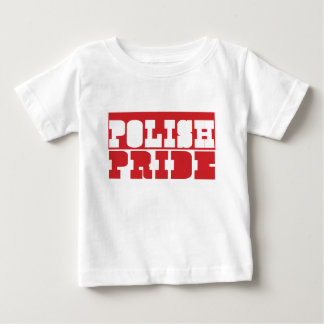 Polish Pride Baby T-Shirt