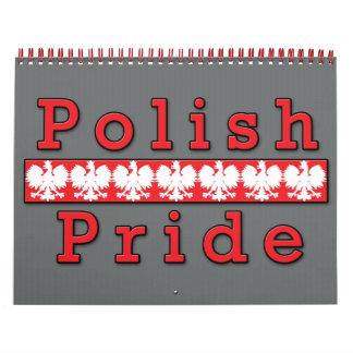 Polish Pride Calendar