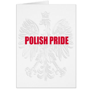 Polish Pride Card