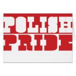 Polish Pride Cards