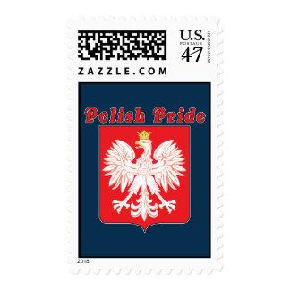 Polish Pride Eagle Custom Postage